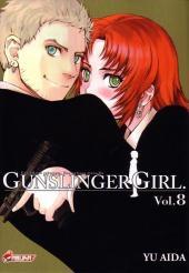 Gunslinger Girl -8- Tome 8