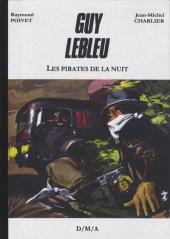 Guy Lebleu (édition pirate) -3- Les pirates de la nuit