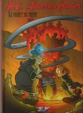 H.C. Andersen Junior -3- Le secret du moine
