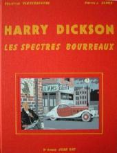 Harry Dickson (Vanderhaeghe/Zanon) -2TT- Les spectres bourreaux - 250 ex n° & signé