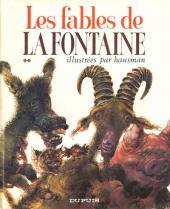 (AUT) Hausman -2- Les Fables de La Fontaine