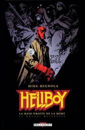 Hellboy (Delcourt) -4- La Main droite de la mort