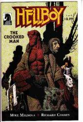 Hellboy (1994) -33- The crooked man 1