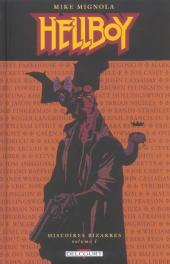 Hellboy - Histoires bizarres (Delcourt) -1- Volume 1