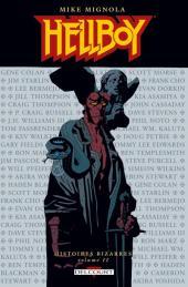 Hellboy - Histoires bizarres (Delcourt) -2- Volume 2