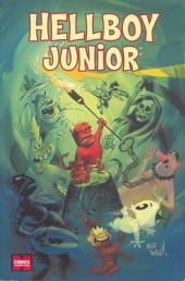 Hellboy Junior (1997) - Hellboy junior