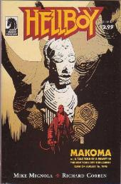Hellboy (1994) -25- Makoma 1