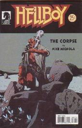 Hellboy (1994) -HS- The corpse