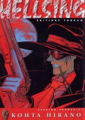 Hellsing -1- Tome 1