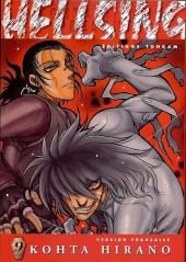 Hellsing -9- Tome 9