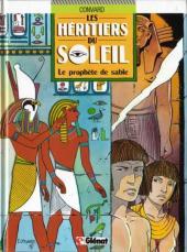 Les héritiers du soleil -2- Le prophète de sable