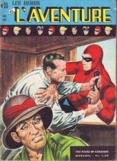 Les héros de l'aventure (Classiques de l'aventure, Puis) -35- Le Fantôme : Ellen Booty