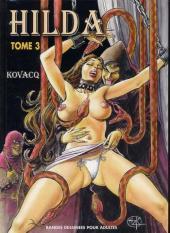 Hilda (Kovacq) -3- Tome 3