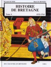 Histoire de Bretagne -4- De l'âge d'or aux révoltes