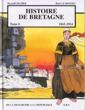 Histoire de Bretagne -6- De la Monarchie à la République