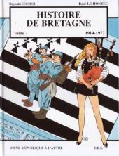 Histoire de Bretagne -7- D'une République à l'autre