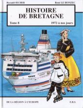 Histoire de Bretagne -8- De la région à l'Europe