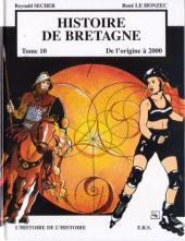 Histoire de Bretagne -10- L'histoire de l'histoire