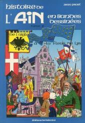 Histoire de l'Ain en bandes dessinées -2- De l'aigle à la fleur de lys