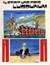 Histoire de Lyon en bande dessinée -1- Il était une fois lugdunum