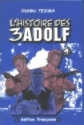 L'histoire des 3 Adolf -4a- Tome 4