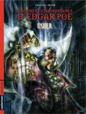 Histoires extraordinaires d'Edgar Poe -2- Usher