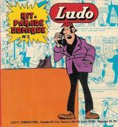 Hit parade comique (Poche) -2- Ludo