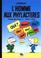 L'homme aux phylactères -2- Intégrale tome 1 : 1965-1980