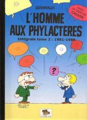 L'homme aux phylactères -3- Intégrale tome 2 : 1981-1986