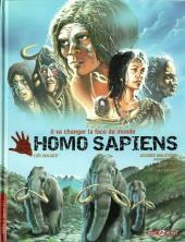 Homo Sapiens - Tome 1