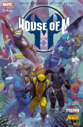House of M -2- House of M (2/4)