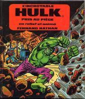 Hulk (Autres) - L'incroyable Hulk pris au piège