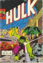 Hulk (1re Série - Arédit - Flash) -11- La bombe gamma
