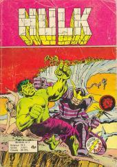 Hulk (1re Série - Arédit - Flash) -2- Le géant de la nuit
