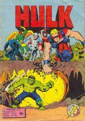 Hulk (1re Série - Arédit - Flash) -3- Hulk contre Les Vengeurs