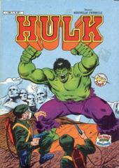 Hulk (5e Série - Arédit - Flash Nouvelle Formule) -5- La fièvre de l'or