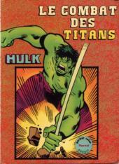 Hulk (4e Série - Arédit - Pocket Color) -1- Le combat des titans