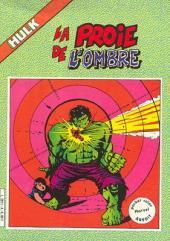 Hulk (4e Série - Arédit - Pocket Color) -4- La proie de l'ombre