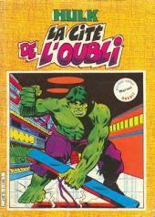 Hulk (4e Série - Arédit - Pocket Color) -7- La cité de l'oubli