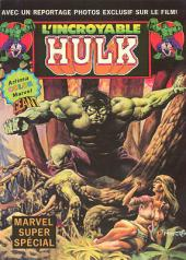Hulk (2e Série - Arédit - Artima Color Marvel Géant) -1- L'incroyable Hulk