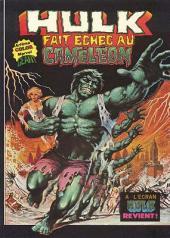 Hulk (2e Série - Arédit - Artima Color Marvel Géant) -4- Hulk fait échec au Caméléon