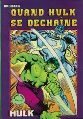 Hulk (4e Série - Arédit - Pocket Color) -2- Quand Hulk se déchaîne