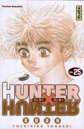 Hunter X Hunter -25- Tome 25