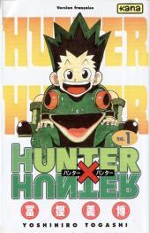 Hunter X Hunter -1- Tome 1 - Le jour du départ