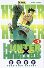 Hunter X Hunter -3- Tome 3 - L'arrivée