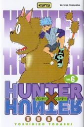 Hunter X Hunter -6- Tome 6 - La condition d'Hisoka