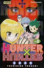 Hunter X Hunter -9- Tome 9 - 1er septembre