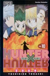 Hunter X Hunter -10- Tome 10 - 3 septembre