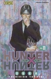 Hunter X Hunter -11- Tome 11 - 4 septembre