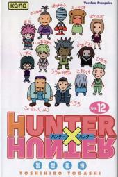 Hunter X Hunter -12- Tome 12 - 4 septembre
